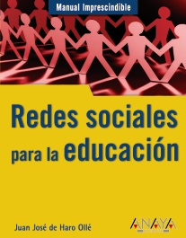 Photo of Libro: Redes sociales para la educación