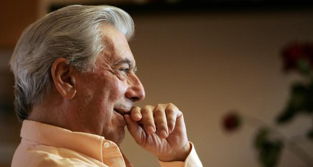 Photo of Mario Vargas Llosa, Premio Nobel de Literatura
