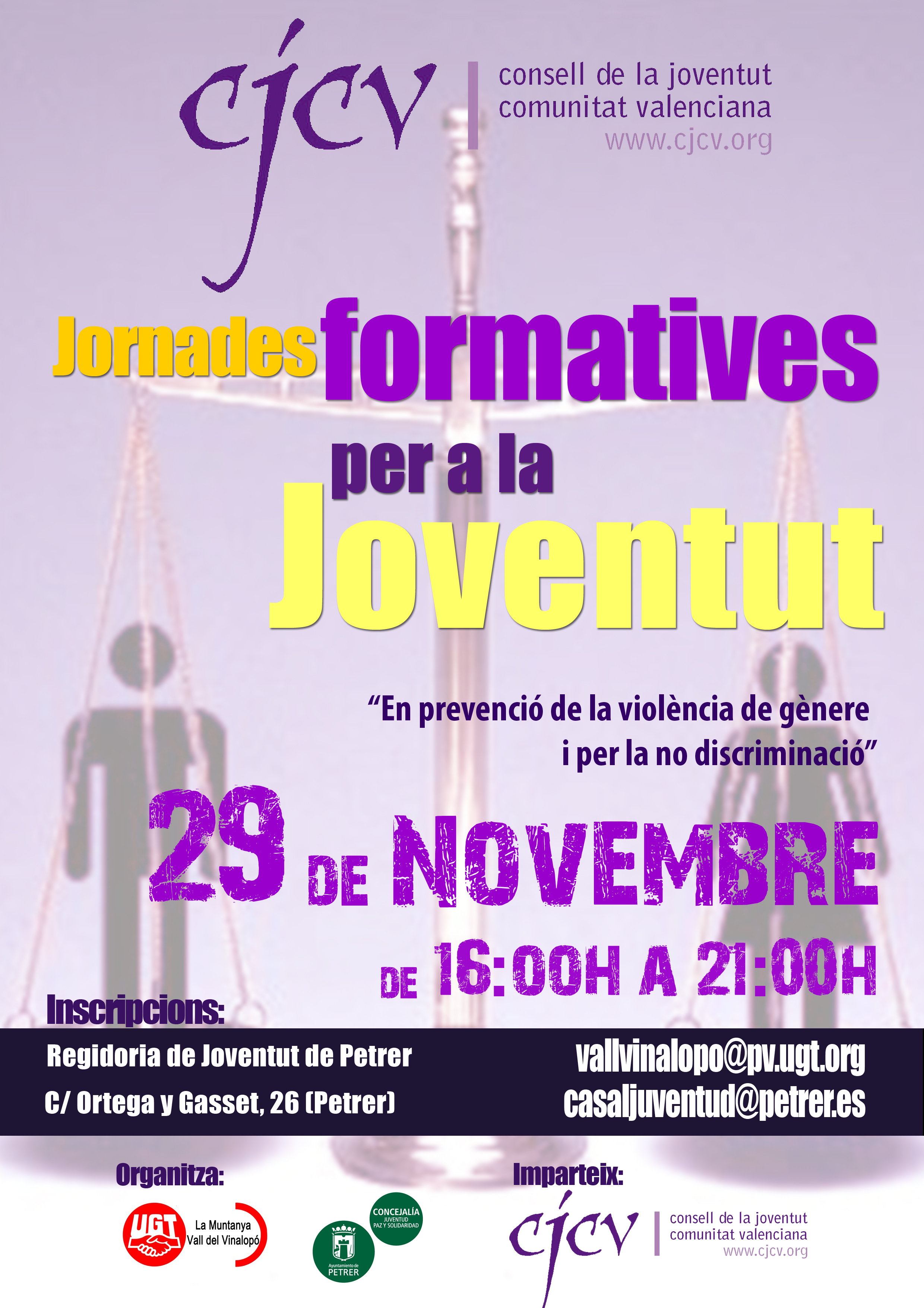 Photo of Jornades formatives sobre tolerància
