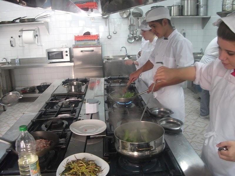 """Photo of Nuestro IES consigue la oferta de """"PCPI de cocina"""" para el próximo curso"""