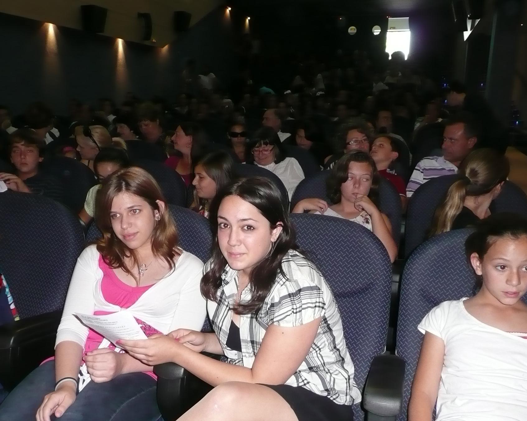 Photo of Entrega de premio a la alumna Tania Moreno (3º ESO)