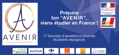 Photo of Becas 'Avenir' de excelencia en Francia 2015