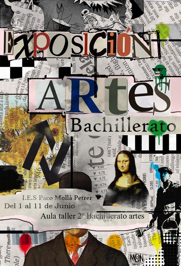 Photo of Exposición de trabajos del Bachillerato de Artes