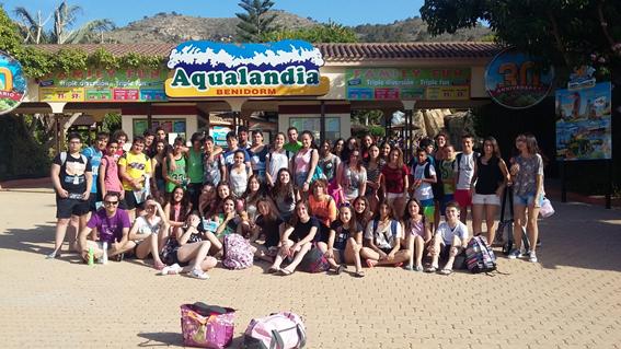 Photo of EXCURSIÓN A AQUALANDIA