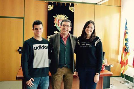 Photo of Dos estudiantes de nuestro centro seleccionados para las becas de la fundación Amancio Ortega