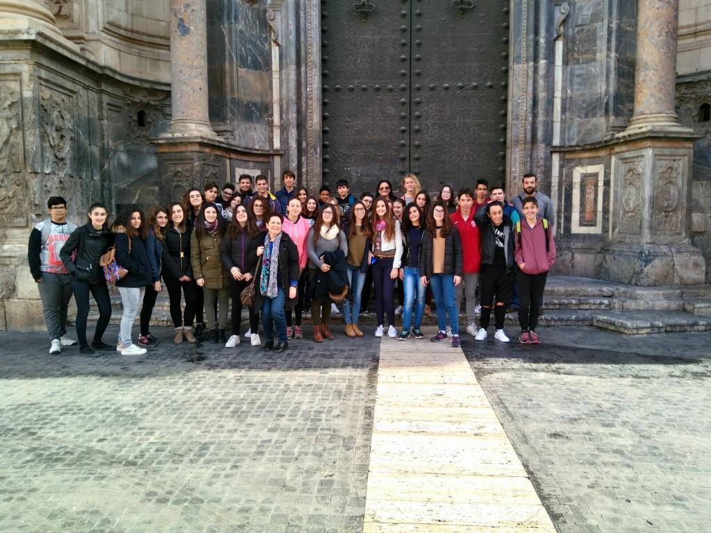 Photo of Visita a la ciudad de Murcia por parte del Dpto. de Religión