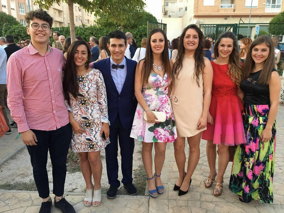 Photo of Graduación de 2º de Bachillerato y Ciclos Formativos de Grado Superior