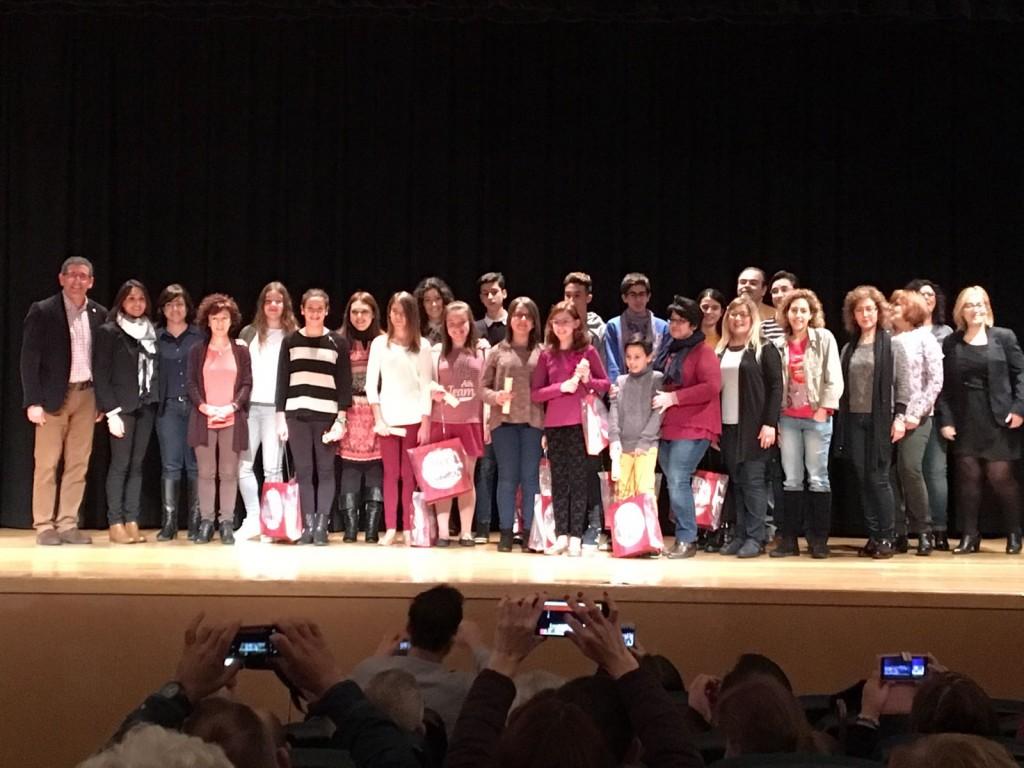 Photo of Premios extraordinarios al rendimiento académico