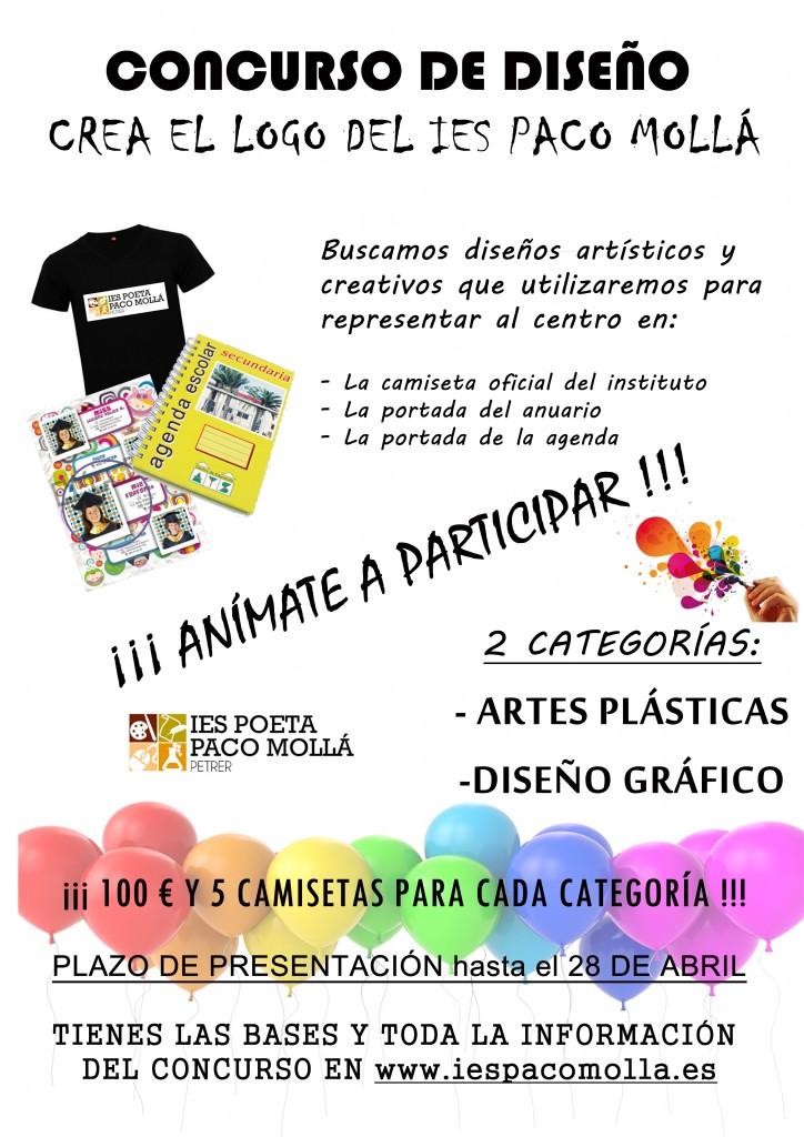 Photo of Concurso para elegir el logo del centro para la camiseta y la portada del anuario