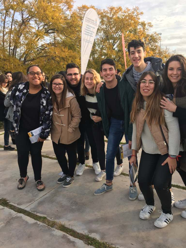 Photo of VISITA UNIVERSIDAD DE ALICANTE  CURSO 2016-2017