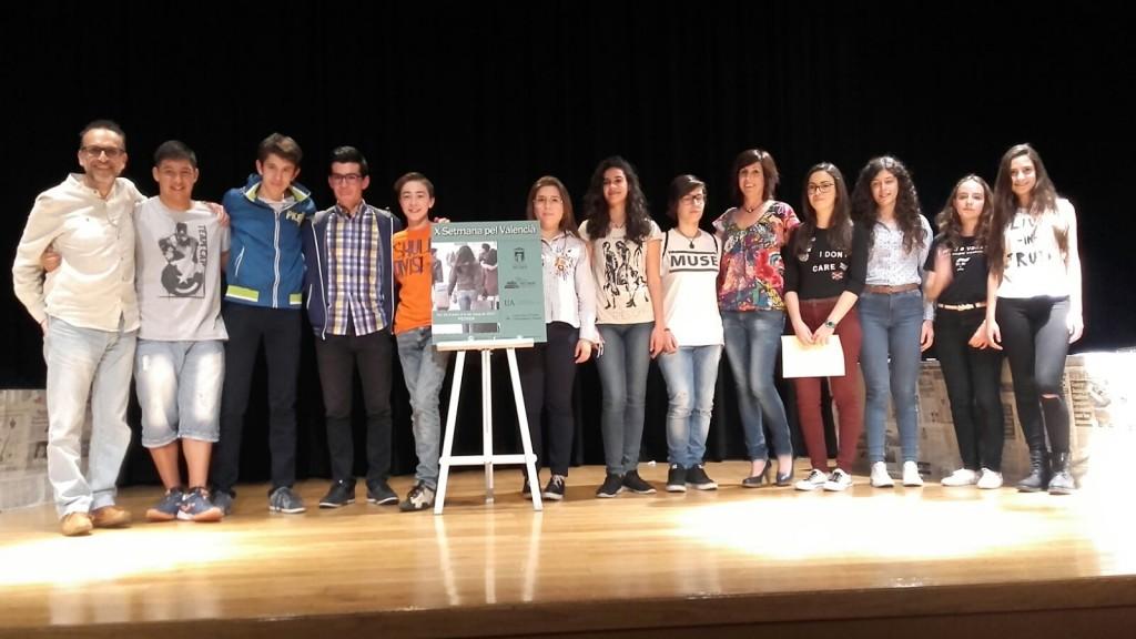 Photo of XX Edició del Concurs de Redacció Juvenil en Valencià