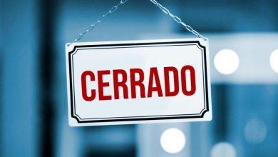 Photo of Cerrado hasta nueva comunicación