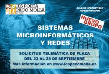 Photo of Listados Definitivos de admitidos y no admitidos en el nuevo grupo de SMR