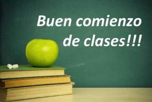 Photo of Comienzo de las clases para el grupo de 1º SMR-C